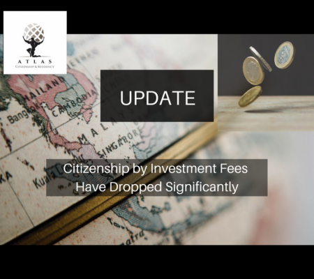 Citizenship by Investment Fees
