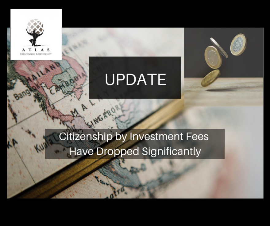 Citizenship By Investment (CBI) Fees Have Dropped, Is It Fair?