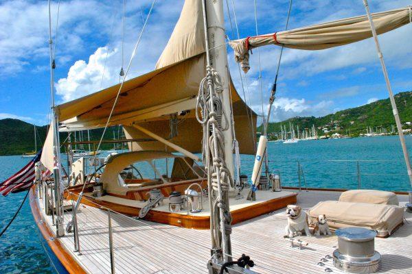 grenada yacht