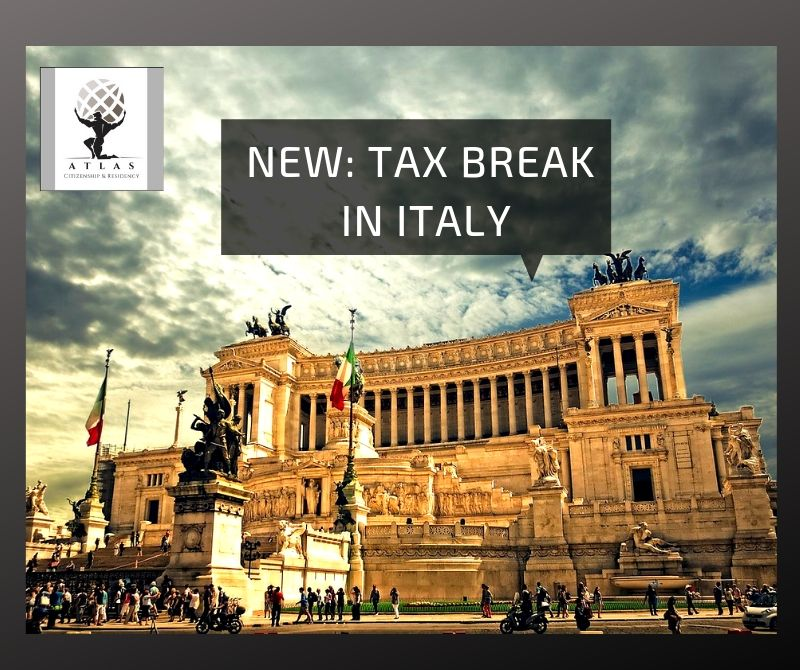 Low Income Tax in Italy